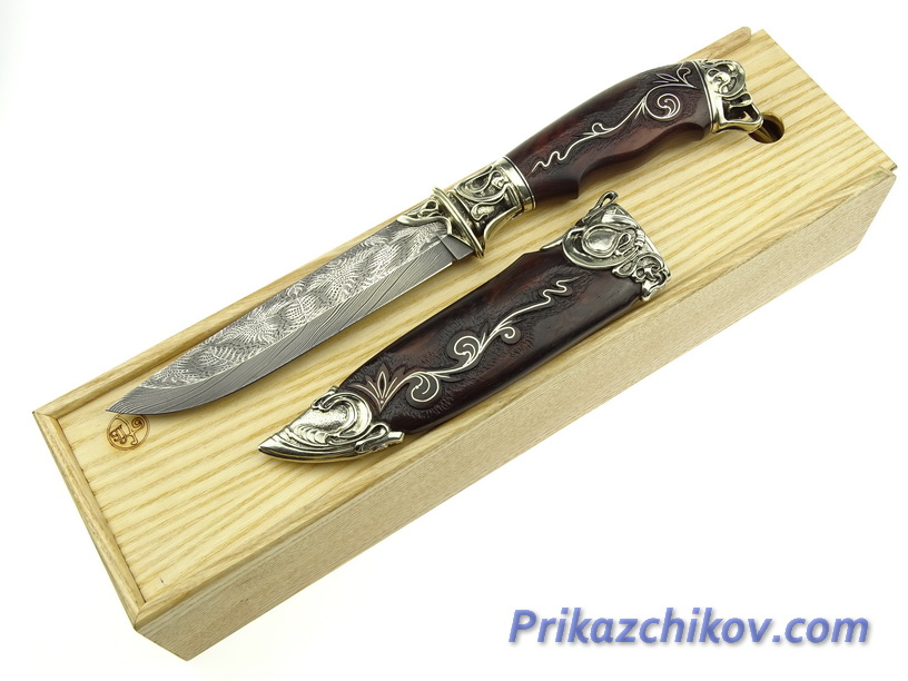 Ножи Андрея Приказчикова